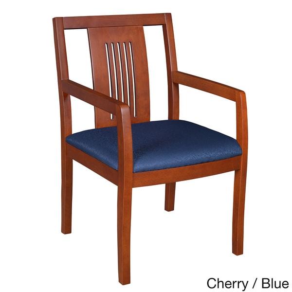 Preston Wood Veneer Side Chair