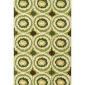 Hand-tufted Portia Lime Rug (9'3 x 13')
