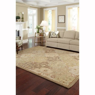 Hand-tufted Knightley S.Multi Wool Rug