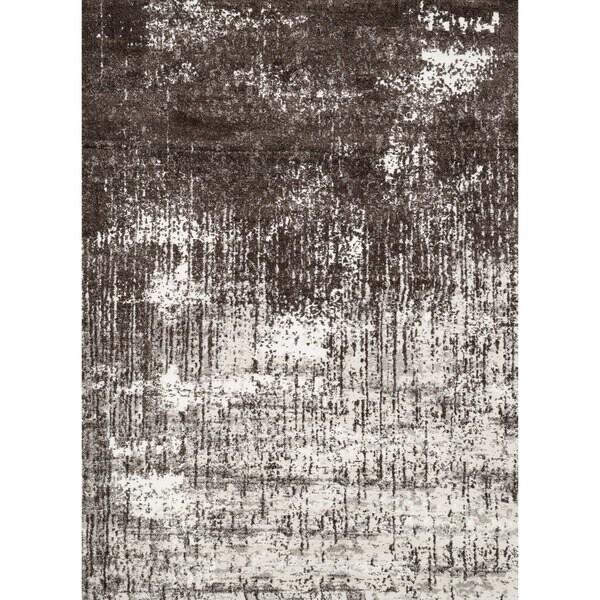 Hastings Ivory/ Brown Rug