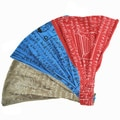 Organic Cotton Mantra Headband (Nepal)