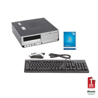 HP DC7700 3.0GHz 750GB SFF Computer (Refurbished)