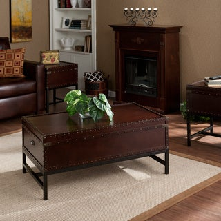 Upton Home Voyager Trunk Table Collection