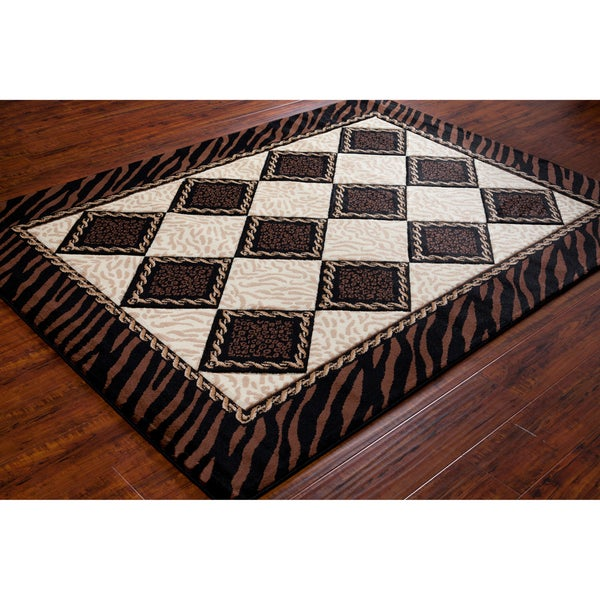 Mita Abstract Rug