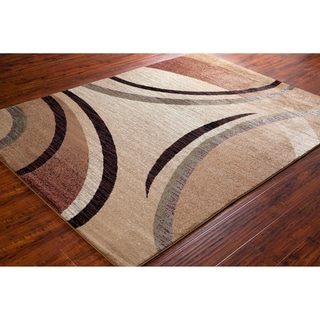 Plush Mita Geometric Rug