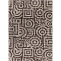 Mandara Hand-tufted Geometric Wool Rug