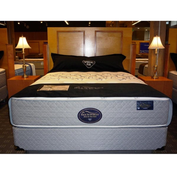 Spring Air Gabriel Plush Back Supporter Mattress Set