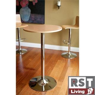 Living Melrose Maple Barstool and Bar Table Set