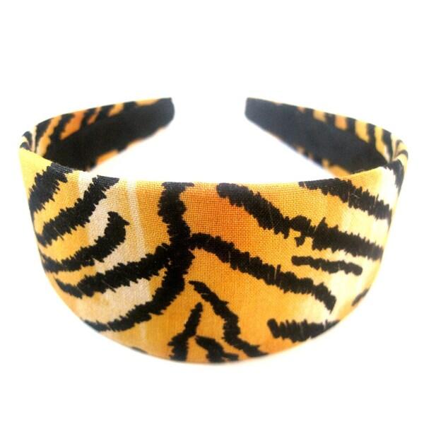 Crawford Corner Shop Tiger Print Headband