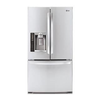 LG 'LFX21976ST' Stainless Steel 20.5 c.f. Freestanding Refrigerator/ Freezer