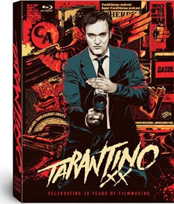 Tarantino XX 8 Film Collection (Blu-ray Disc)