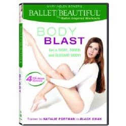 Ballet Beautiful Body Blast (DVD)
