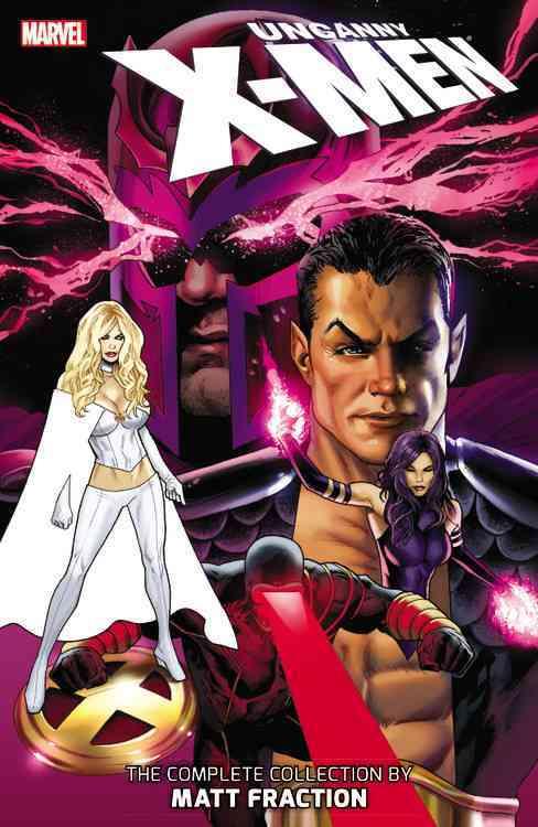 Uncanny X-Men 2: The Complete Collection (Paperback)