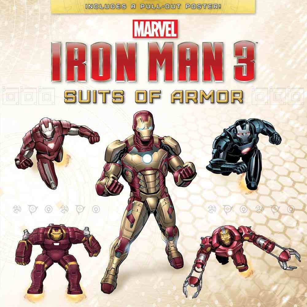 Iron Man 3: Suits of Armor (Paperback)