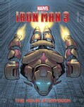 Iron Man 3 The Movie Storybook (Hardcover)