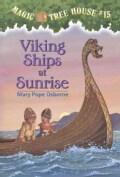 Viking Ships at Sunrise (Paperback)