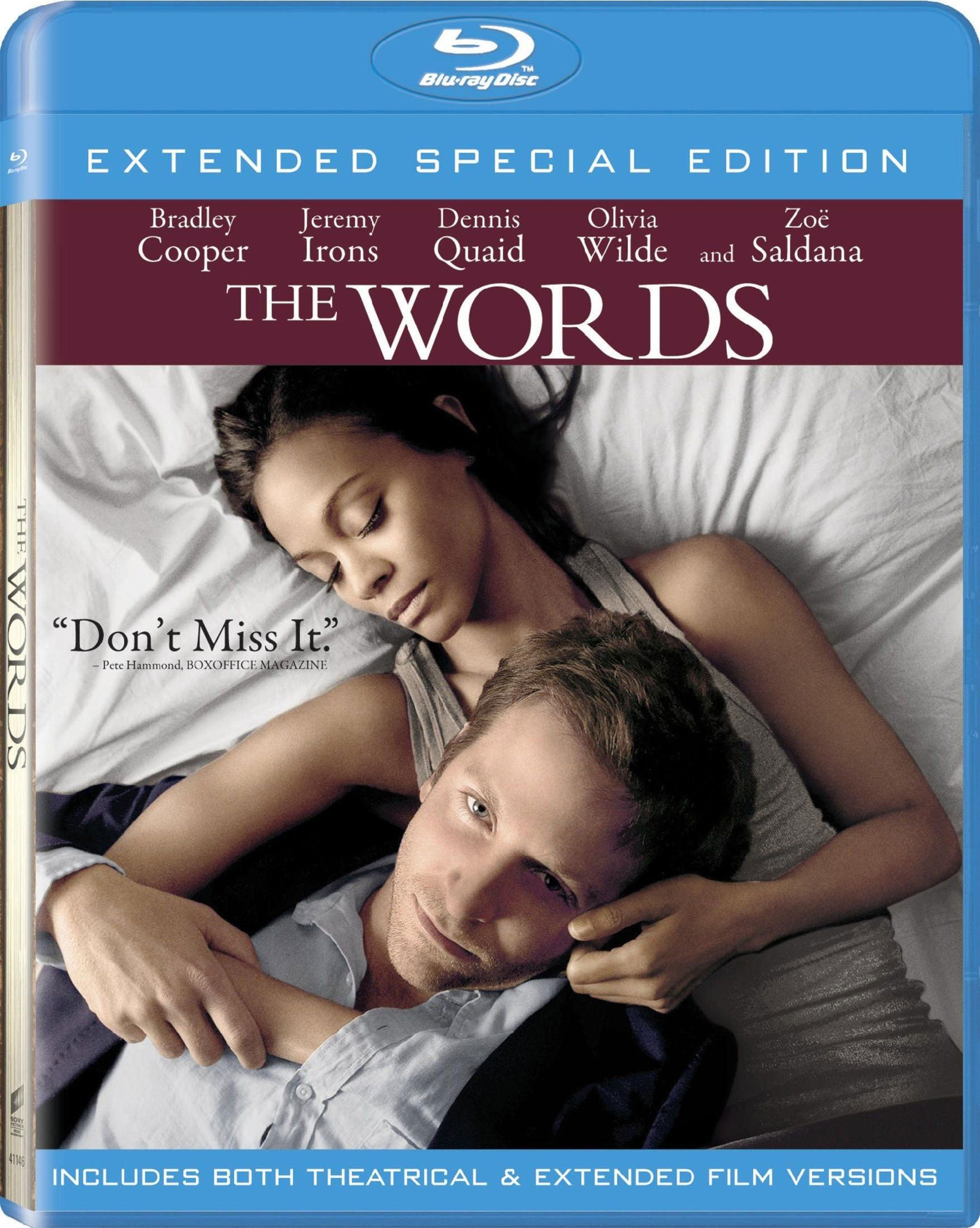 The Words (Blu-ray Disc)