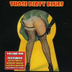THOSE DIRTY BLUES - VOL. 1-THOSE DIRTY BLUES