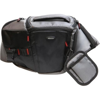 Dolica SB-015RD Carrying Case for Camera - Gray, Black