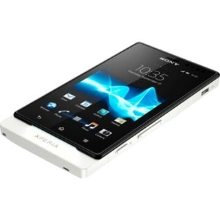 Sony Mobile XPERIA sola Smartphone - 8 GB Built-in Memory - Wireless