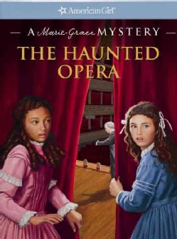 The Haunted Opera: A Marie-grace Mystery (Paperback)