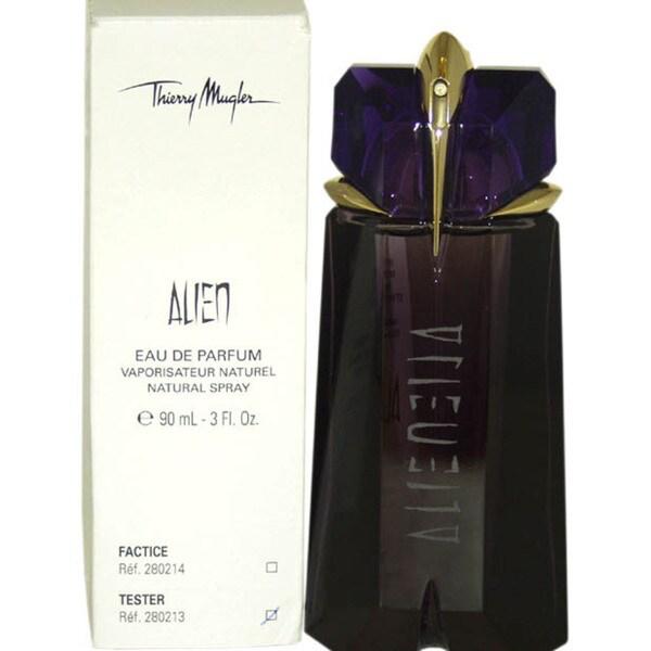 Thierry Mugler 'Alien' Women's 3-ounce Eau de Parfum Spray (Tester)