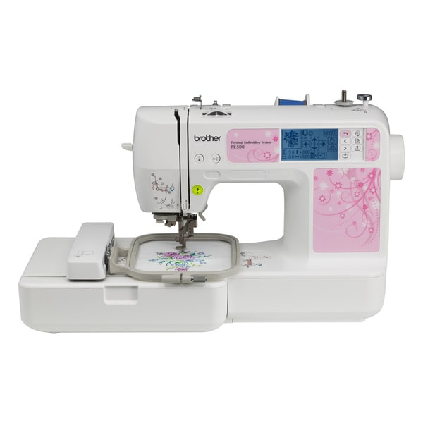 Brother PE500 Embroidery Machine