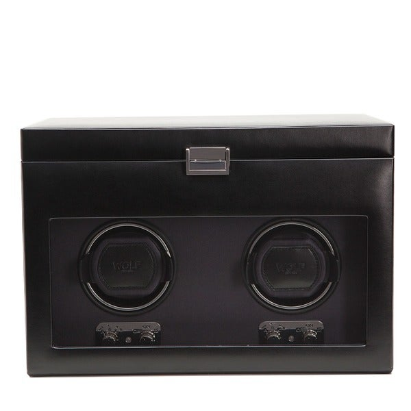 WOLF Heritage Module 2.1 Double Watch Winder (As Is Item)
