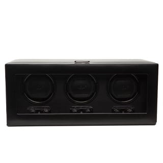 WOLF Heritage Module 2.1 Triple Watch Winder
