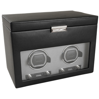 WOLF Viceroy Module 2.7 Double Watch Winder