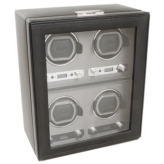 WOLF Viceroy Module 2.7 Four Watch Winder