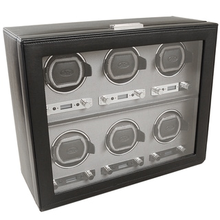 WOLF Viceroy Module 2.7 Six Watch Winder