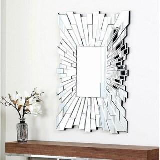 Abbyson Living Empire Rectangle Wall Mirror