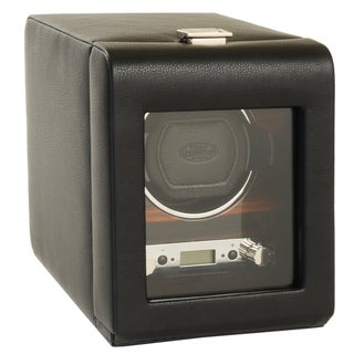 Roadster Module 2.7 Pebble-Finished Single-Watch Winder