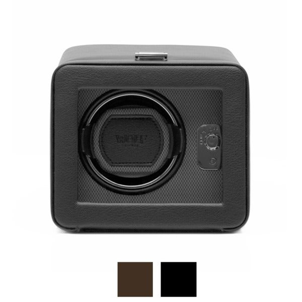 WOLF Windsor Module 2.5 Single Watch Winder