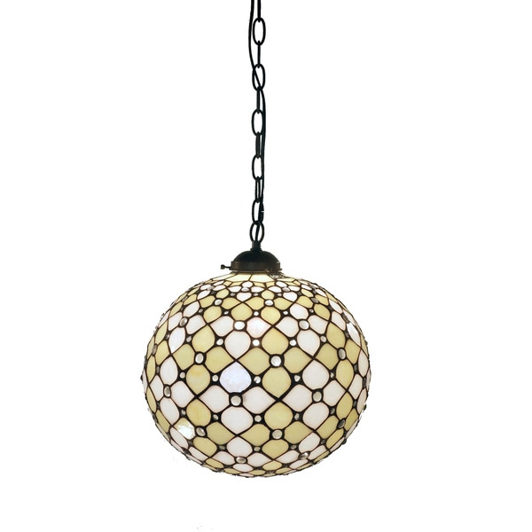 Warehouse of Tiffany Oriental Hanging Lamp