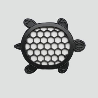 "Rubber Turtle Trivet Stepping Stone (13.5"" x 17"")"