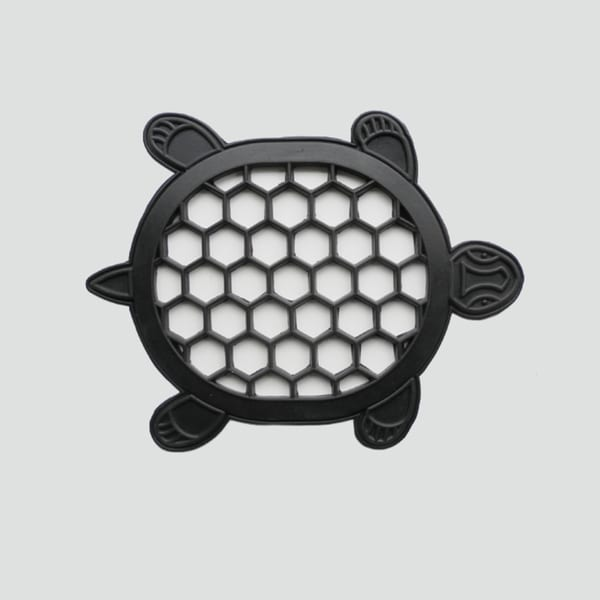 Rubber Turtle Trivet/ Stepping Stone 9872784
