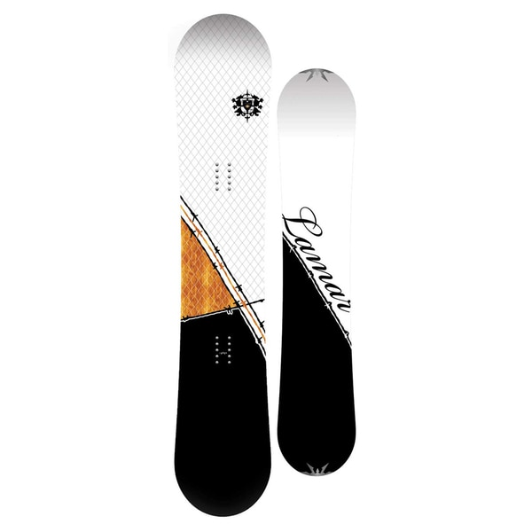 Lamar 'Intrigue' Youth Snowboard (144 cm)