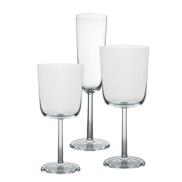 'Sydney' 12 Piece Glassware Set