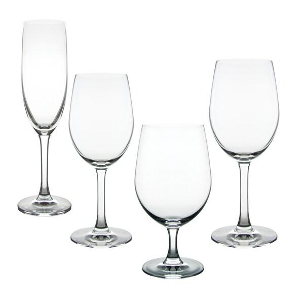 'Bali' 24 Piece Glassware Set
