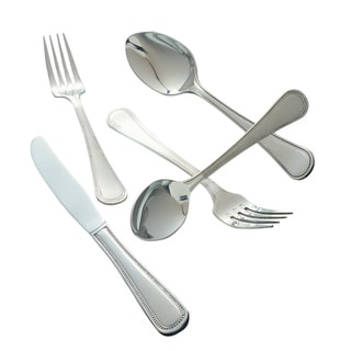 Pearl 20 Piece Flatware Set