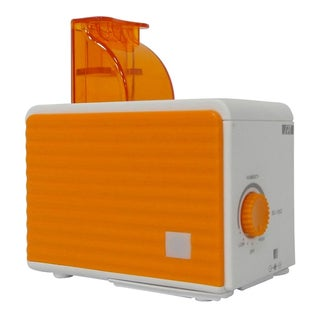 SPT Orange/ White Ultrasonic Humidifier