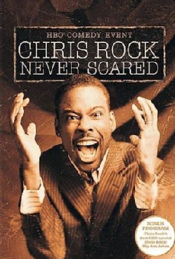 Chris Rock: Never Scared (DVD)
