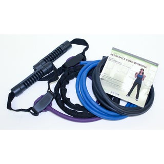 Zenzation Resistance Cord 6 piece Kit