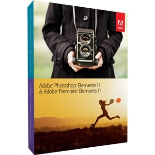Adobe Photoshop Elements v.11.0 And Premiere Elements v.11.0 - Comple