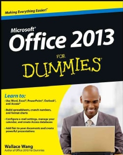 Microsoft Office for Dummies 2013 (Paperback)