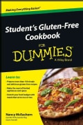 Student's Gluten-Free Cookbook for Dummies (Paperback)