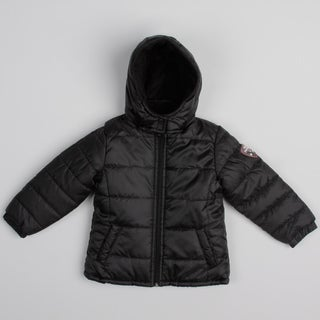 Platinum Girl's Soild Puffer Jacket