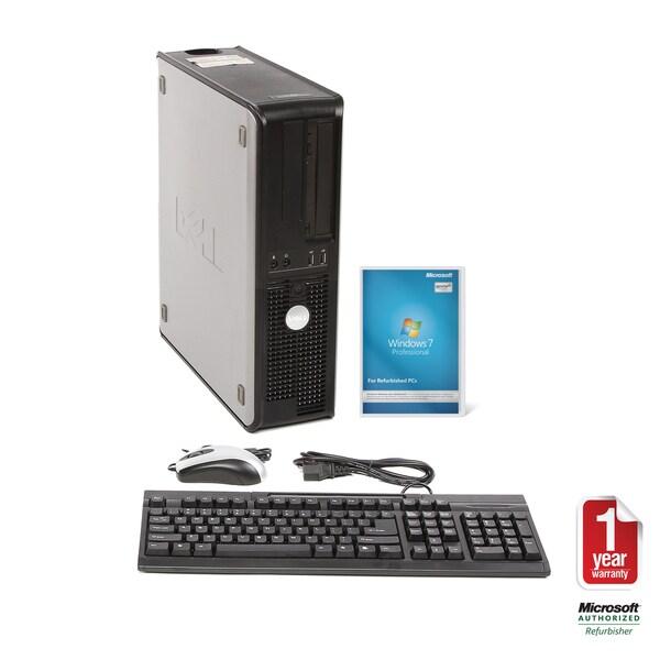 Dell OptiPlex 745 1.8GHz 750GB DT Computer (Refurbished)